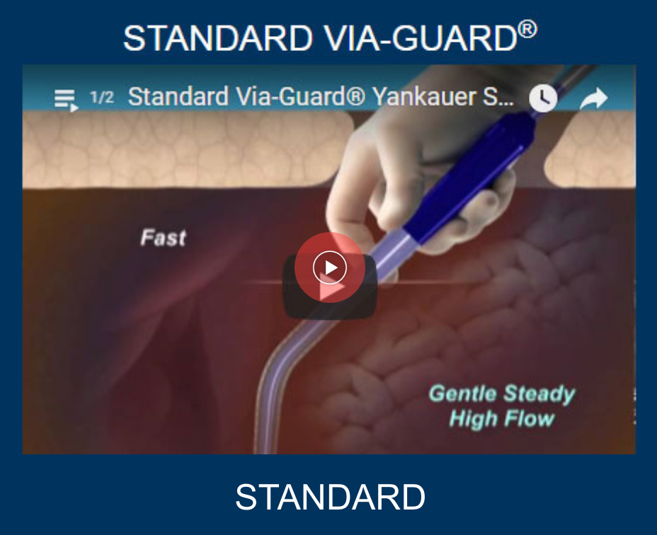 standard via-guard suction